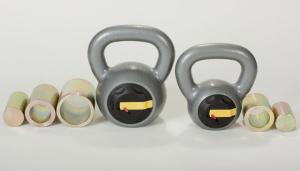 Rocketlok 14-20 Adjustable Kettlebell