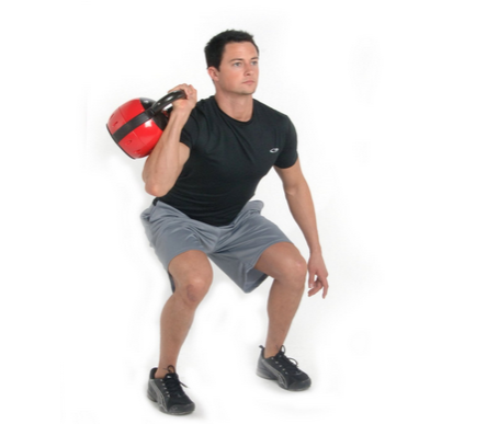Stamina Adjustable Kettlebell 36-Pound