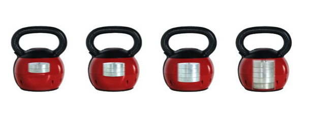 Stamina Adjustable Kettlebell