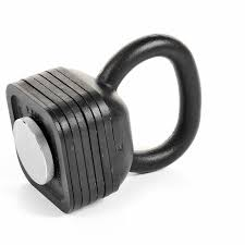 Iron Quick-lock kettlebell 1