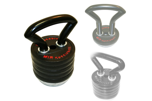 Mir pro 83lbs adjustable kettlebell