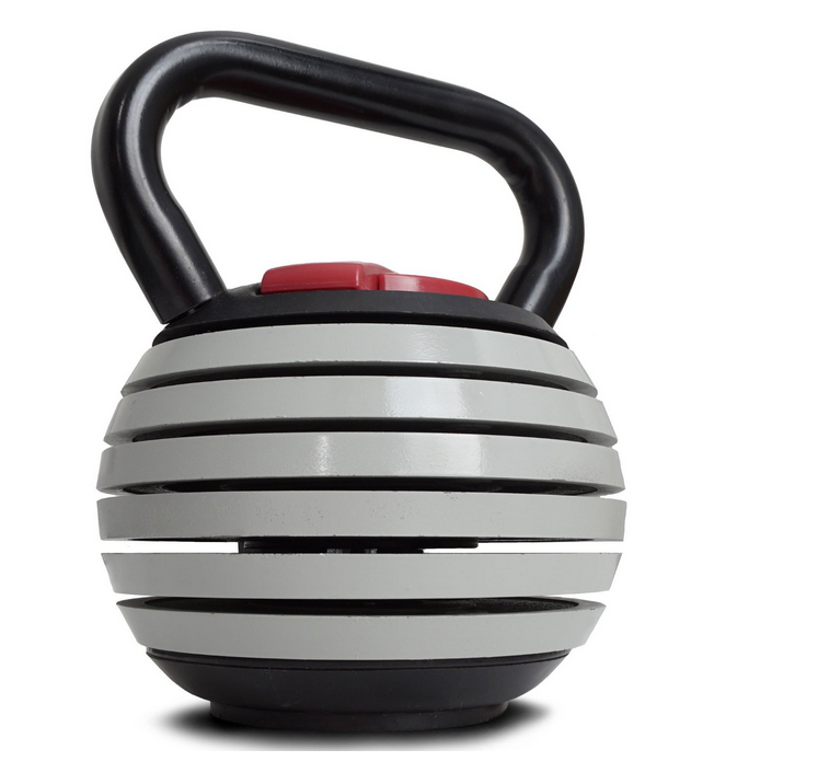 Titan Fitness 5lb-35lb adjustable kettlebell