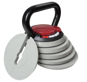 Adjustable Kettlebell Weighted Plate Design