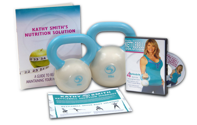 Kathy Smith Kettlebell Solution Review