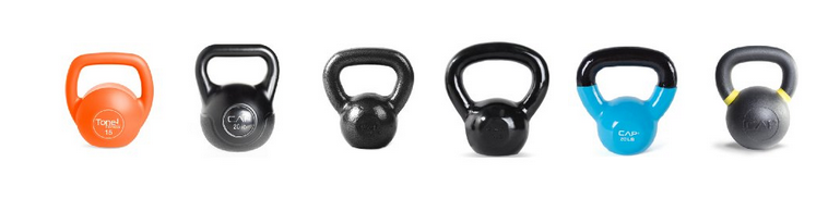CAP Barbell Vinyl Coated Cement Kettlebell Review