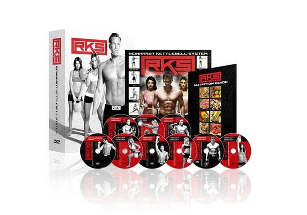 RKS Kettlebell Workout