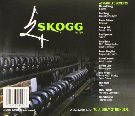 Kettlebell Workout Dvds Kettlebell Fitness Training Dvd: SKOGG System Kettlebell Workout 5 DVD Set Review