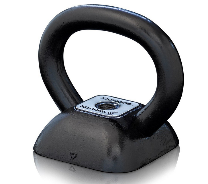 ironmaster quick lock kettlebell handle review adjustable