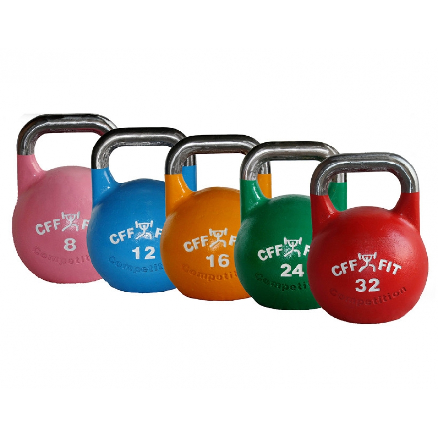 what kettlebell size
