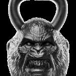 gorilla kettlebell 90 Ibs big foot prima bell