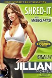 Jillian Michaels: Shred-It With Weights DVD