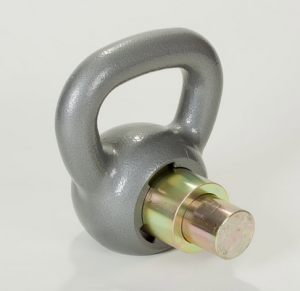 Adjustable Kettlebell Design - Weighted Cylinder