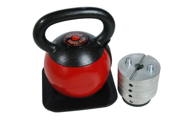 Stamina X Adjustable Kettle Versa-Bell - 36 lbs Review