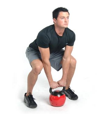 Stamina 36-Pound Adjustable Kettlebell