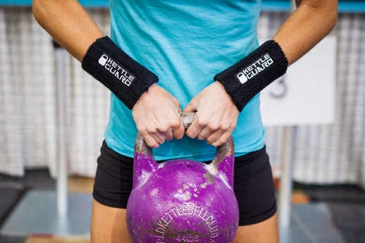 Kettleguard Kettlebell Wrist Guard Review