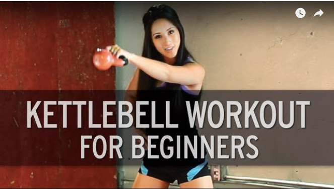 Kettlebell Workout YouTube Channel