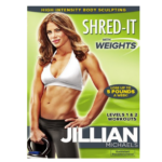 Jillian Michaels Shred-It with Weights Review