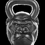 gorilla kettlebell 72 Ibs gorilla prima bell