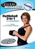 Absolute Beginners: Kettlebell 3 in 1 With Amy Bento DVD