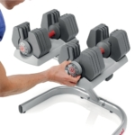 Universal PowerPak 445 Adjustable Dumbbell